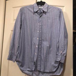 Bespoke Couture 16/34 The Hub LTD Broadcloth Shirt